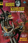 Cover for Boris Karloff Tales of Mystery (Western, 1963 series) #66 [Whitman]