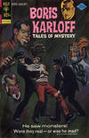 Cover for Boris Karloff Tales of Mystery (Western, 1963 series) #67