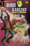 Cover for Boris Karloff Tales of Mystery (Western, 1963 series) #68