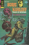 Cover for Boris Karloff Tales of Mystery (Western, 1963 series) #70 [Gold Key Variant]