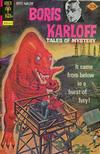 Cover for Boris Karloff Tales of Mystery (Western, 1963 series) #71 [Gold Key]