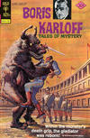 Cover for Boris Karloff Tales of Mystery (Western, 1963 series) #74 [Gold Key]