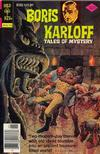 Cover for Boris Karloff Tales of Mystery (Western, 1963 series) #75 [Gold Key]