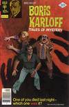 Cover for Boris Karloff Tales of Mystery (Western, 1963 series) #77 [Gold Key]