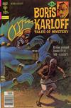 Cover for Boris Karloff Tales of Mystery (Western, 1963 series) #79