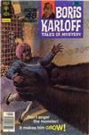Cover for Boris Karloff Tales of Mystery (Western, 1963 series) #80