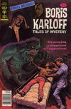 Cover for Boris Karloff Tales of Mystery (Western, 1963 series) #87 [Gold Key]