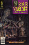 Cover for Boris Karloff Tales of Mystery (Western, 1963 series) #95