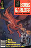 Cover for Boris Karloff Tales of Mystery (Western, 1963 series) #97
