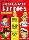 Cover for Crackajack Funnies (Western, 1938 series) #1