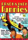 Cover for Crackajack Funnies (Western, 1938 series) #7
