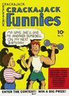 Cover for Crackajack Funnies (Western, 1938 series) #11