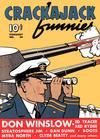 Cover for Crackajack Funnies (Western, 1938 series) #20