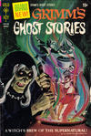 Cover for Grimm's Ghost Stories (Western, 1972 series) #1