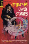 Cover for Grimm's Ghost Stories (Western, 1972 series) #2