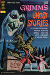 Cover for Grimm's Ghost Stories (Western, 1972 series) #3