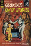 Cover for Grimm's Ghost Stories (Western, 1972 series) #4