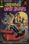 Cover for Grimm's Ghost Stories (Western, 1972 series) #6