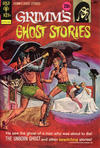 Cover for Grimm's Ghost Stories (Western, 1972 series) #9