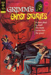 Cover for Grimm's Ghost Stories (Western, 1972 series) #12