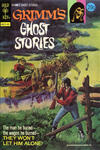 Cover for Grimm's Ghost Stories (Western, 1972 series) #14