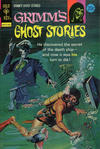 Cover for Grimm's Ghost Stories (Western, 1972 series) #15 [Gold Key]