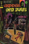 Cover for Grimm's Ghost Stories (Western, 1972 series) #17 [Gold Key]