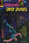 Cover for Grimm's Ghost Stories (Western, 1972 series) #19 [Gold Key Variant]