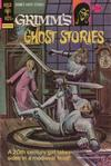 Cover for Grimm's Ghost Stories (Western, 1972 series) #21 [Gold Key]
