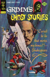 Cover for Grimm's Ghost Stories (Western, 1972 series) #25 [Gold Key]