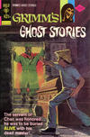 Cover for Grimm's Ghost Stories (Western, 1972 series) #26 [Gold Key]