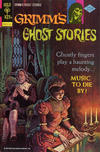 Cover for Grimm's Ghost Stories (Western, 1972 series) #27