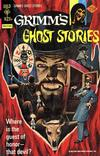 Cover for Grimm's Ghost Stories (Western, 1972 series) #29 [Gold Key]