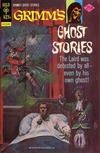 Cover for Grimm's Ghost Stories (Western, 1972 series) #31
