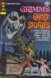 Cover for Grimm's Ghost Stories (Western, 1972 series) #34 [Gold Key]