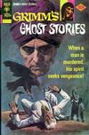 Cover for Grimm's Ghost Stories (Western, 1972 series) #35 [Gold Key]