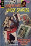 Cover for Grimm's Ghost Stories (Western, 1972 series) #37 [Gold Key]
