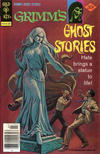 Cover for Grimm's Ghost Stories (Western, 1972 series) #38 [Gold Key]