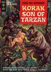Cover for Edgar Rice Burroughs Korak, Son of Tarzan (Western, 1964 series) #1