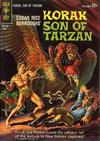 Cover for Edgar Rice Burroughs Korak, Son of Tarzan (Western, 1964 series) #3