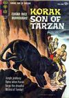 Cover for Edgar Rice Burroughs Korak, Son of Tarzan (Western, 1964 series) #4
