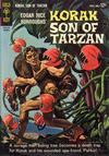 Cover for Edgar Rice Burroughs Korak, Son of Tarzan (Western, 1964 series) #5