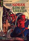 Cover for Edgar Rice Burroughs Korak, Son of Tarzan (Western, 1964 series) #7