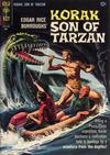 Cover for Edgar Rice Burroughs Korak, Son of Tarzan (Western, 1964 series) #8