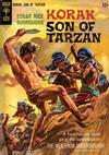 Cover for Edgar Rice Burroughs Korak, Son of Tarzan (Western, 1964 series) #9
