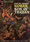 Cover for Edgar Rice Burroughs Korak, Son of Tarzan (Western, 1964 series) #10
