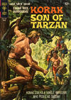 Cover for Edgar Rice Burroughs Korak, Son of Tarzan (Western, 1964 series) #12