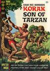Cover for Edgar Rice Burroughs Korak, Son of Tarzan (Western, 1964 series) #15