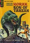 Cover for Edgar Rice Burroughs Korak, Son of Tarzan (Western, 1964 series) #17