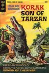 Cover for Edgar Rice Burroughs Korak, Son of Tarzan (Western, 1964 series) #20